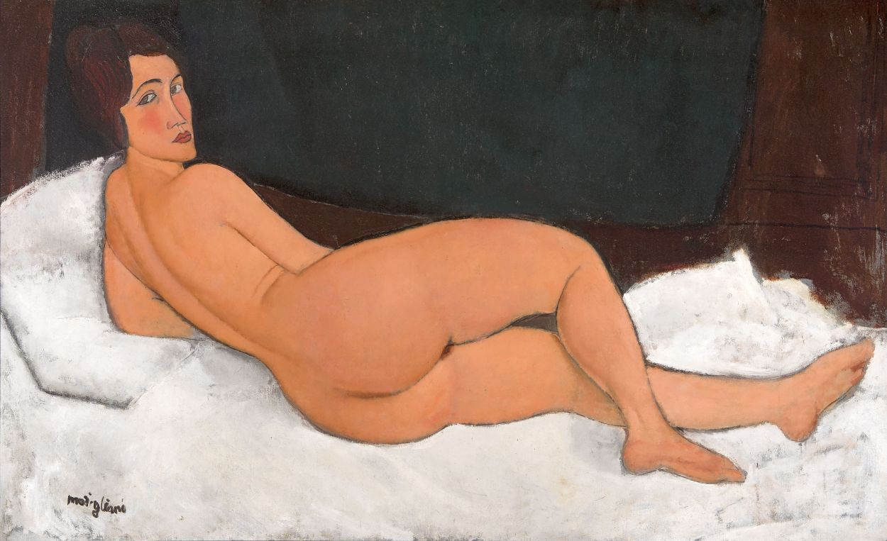 Modigliani Nude