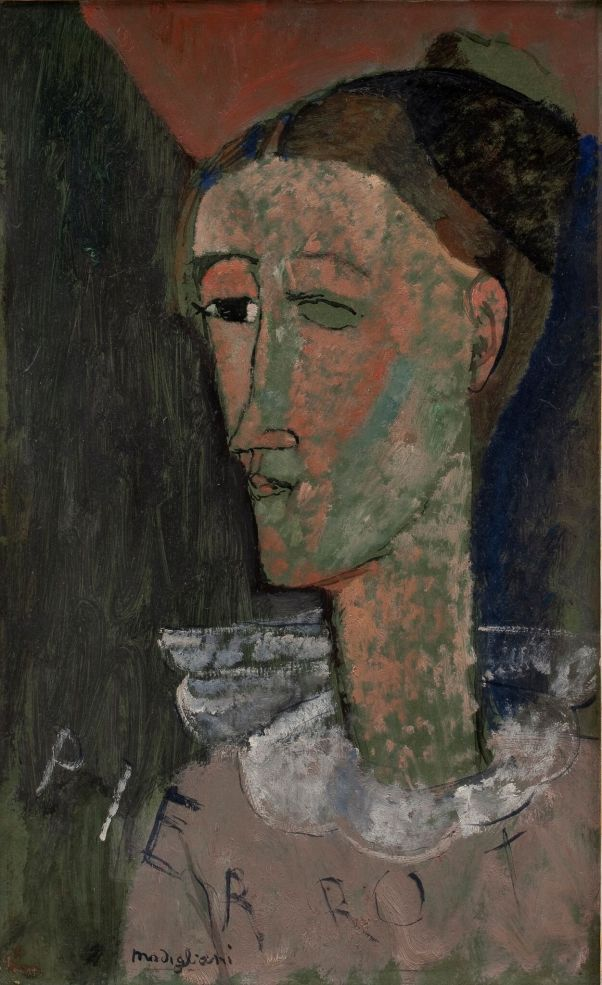 Pierrot - Modigliani