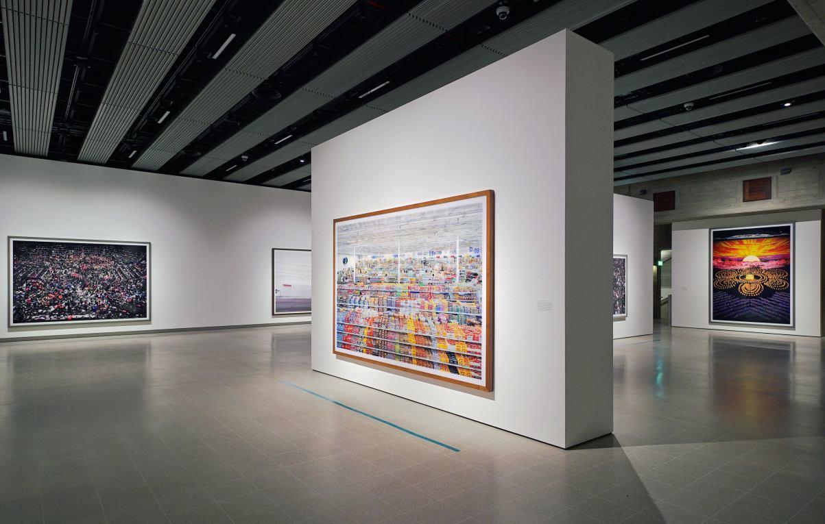 Gurksy Hayward gallery London