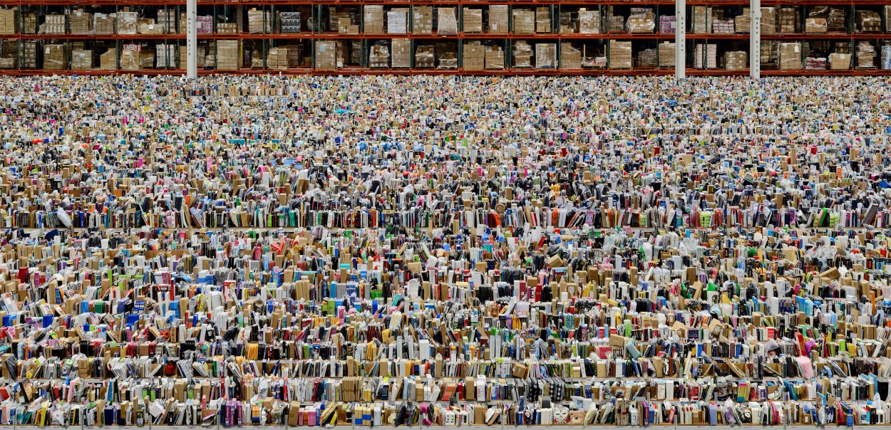 Gursky Hayward gallery London