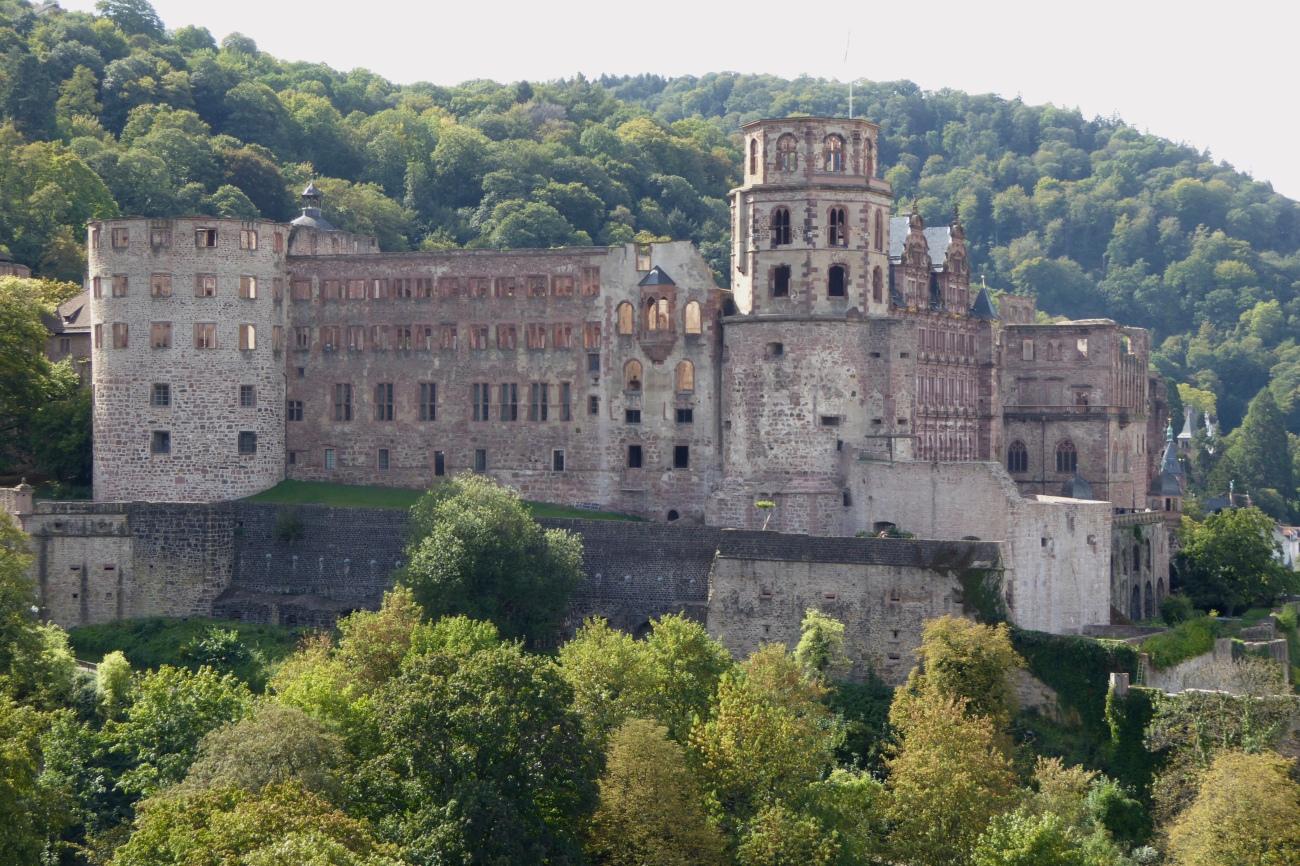 Heidelberg Schloo castle