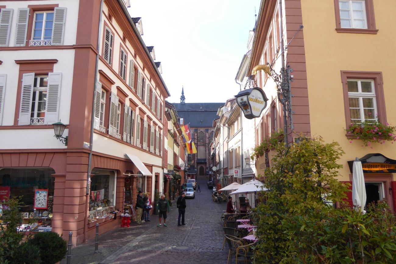 Heidelberg cafes