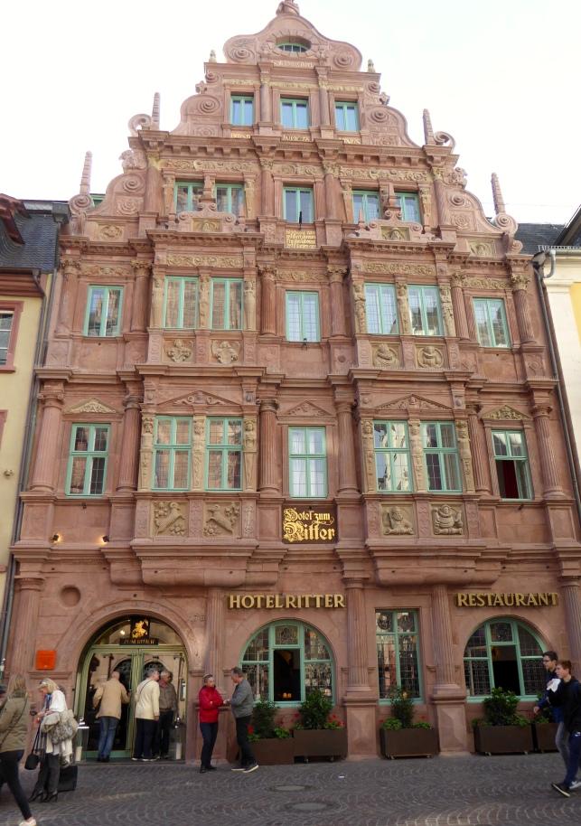 Haus zum Ritter Heidelberg