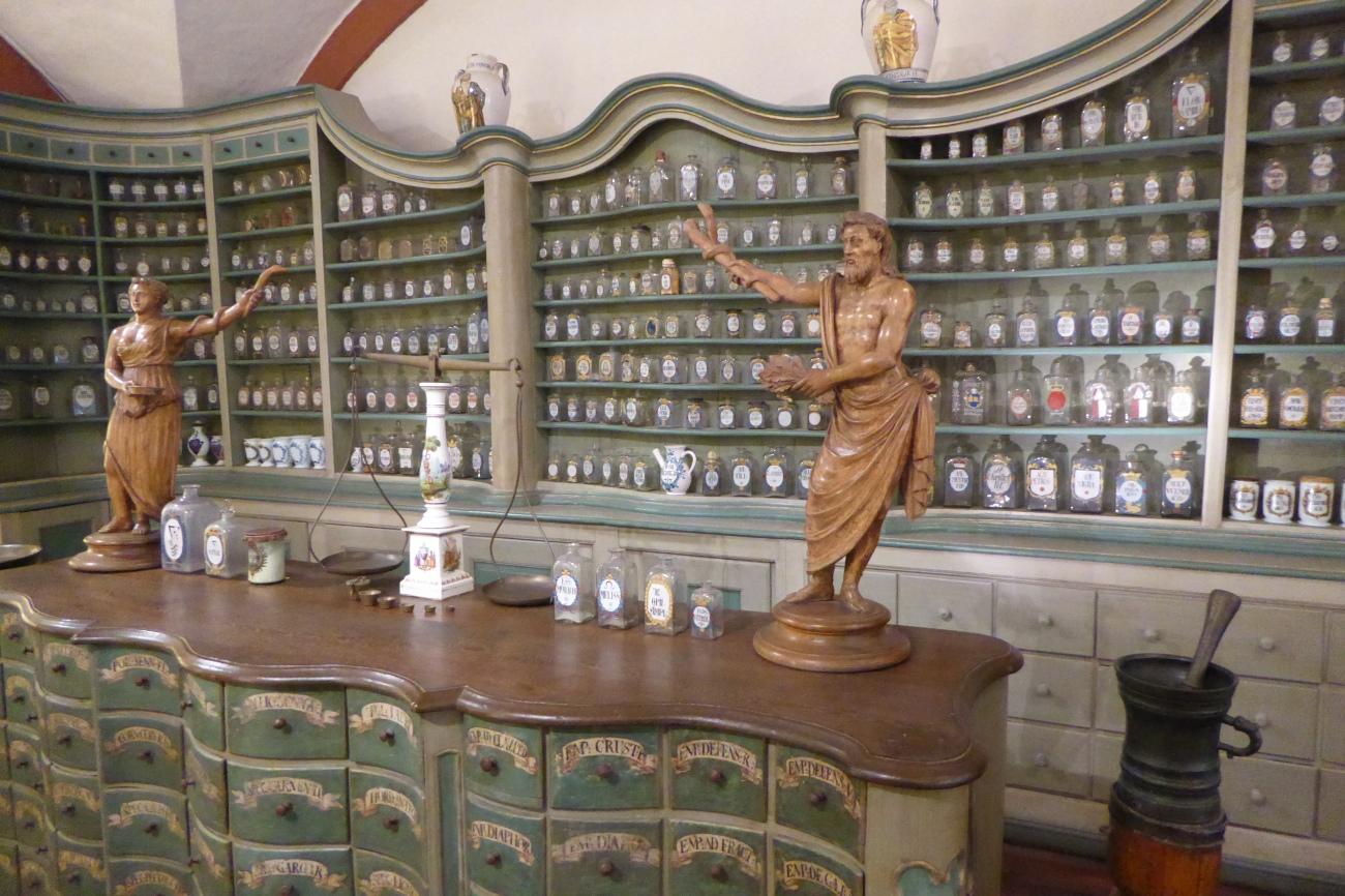 Heidelberg Apothecary Museum