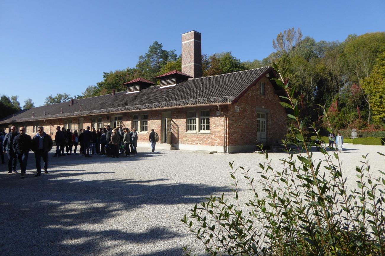 Dachau camp