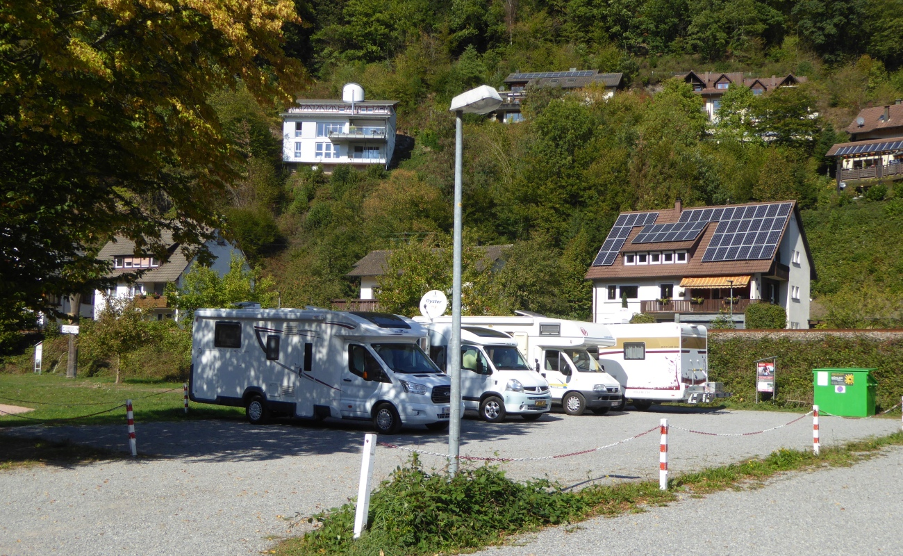Shiltach Germany stellplatz