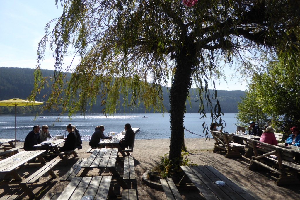 Lake Titisee Germany