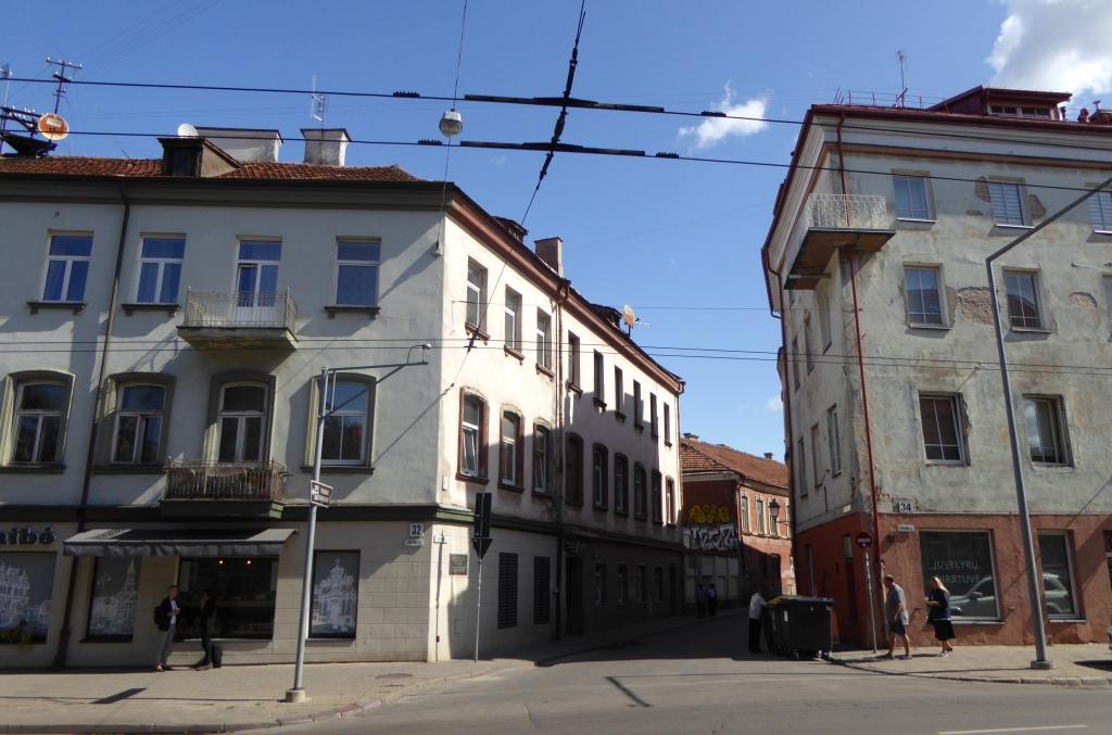 Vilnius ghetto entrance