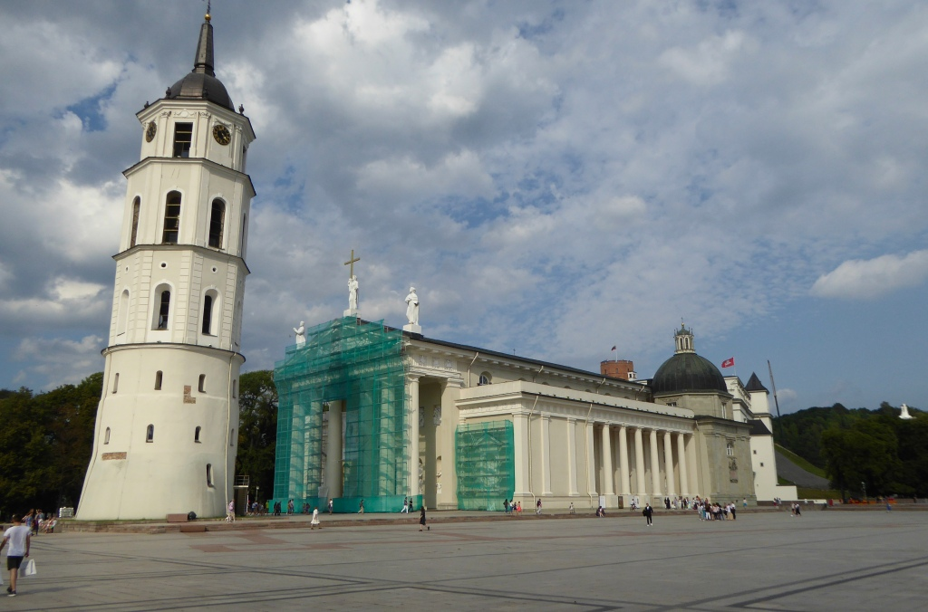 Vilnius Basilica and Tower