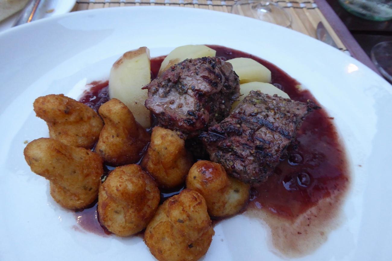 Lithuanian food - Vilnius
