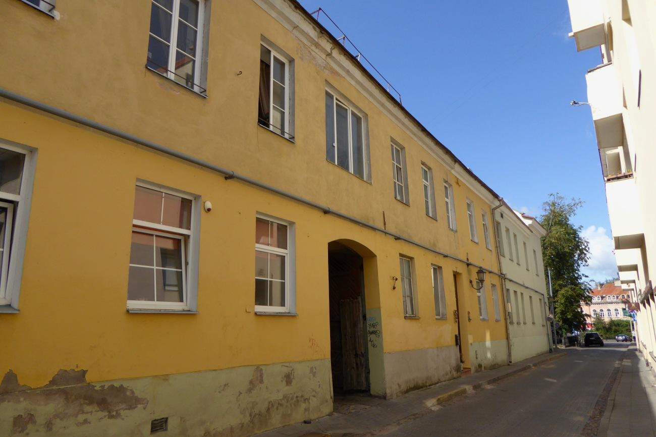 Jewish ghetto Vilnius