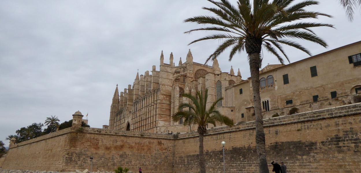 Palma Mallorca walk