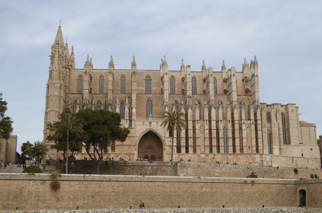 Palma Cathedral mallorca