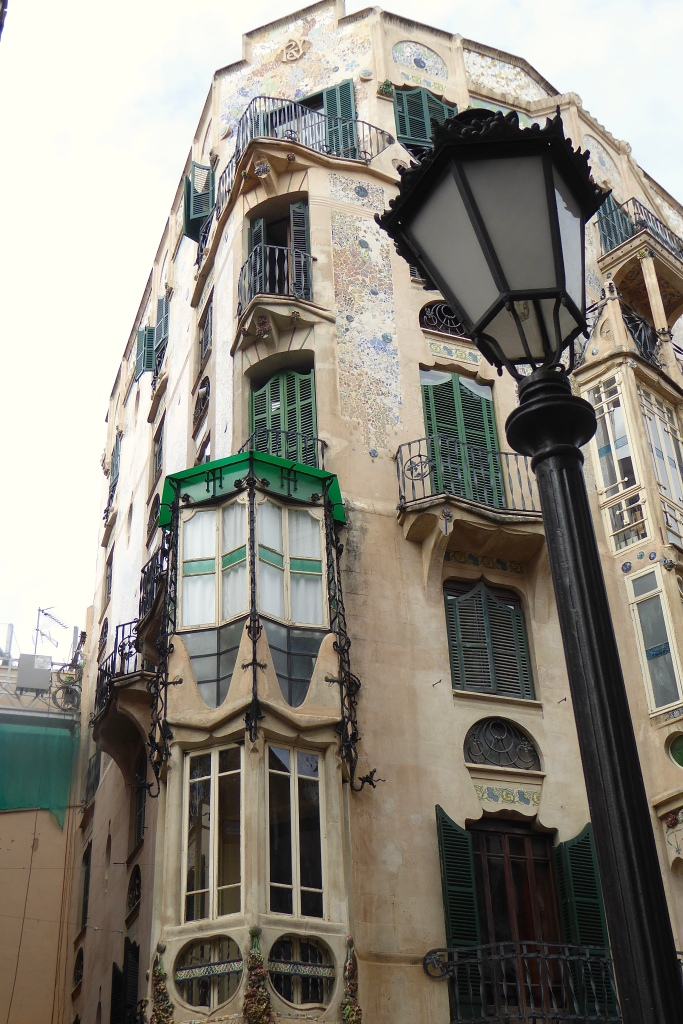 Palma Modernista architecture