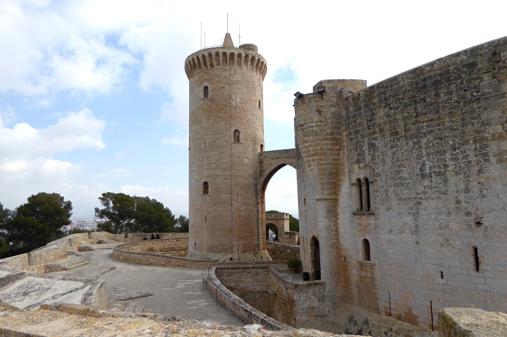 Bellver Castle Palma Mallorca