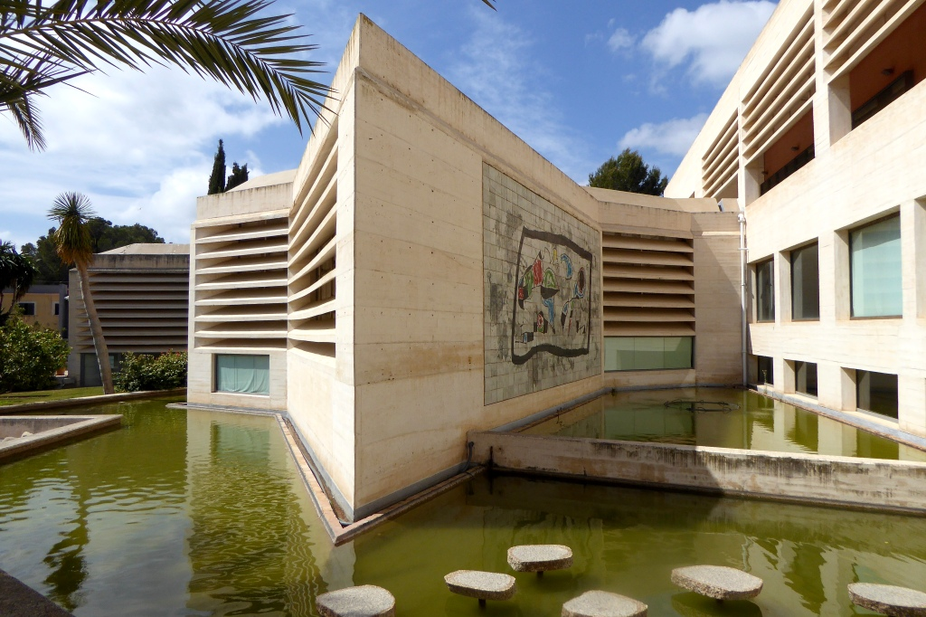 Miro Fundacion Palma Mallorca
