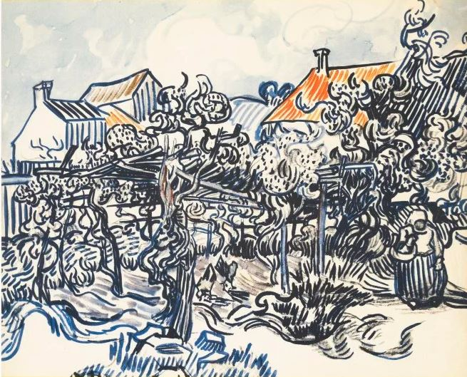 Van Gogh work