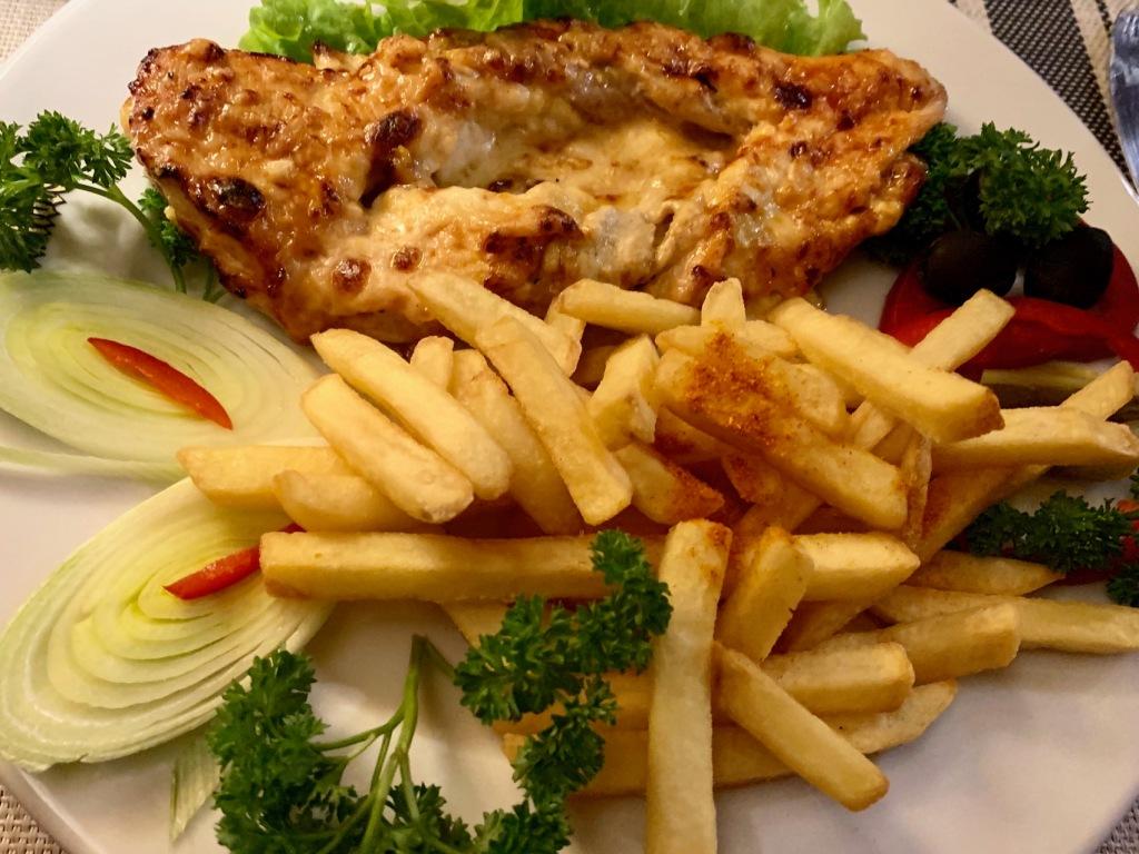 Daugvapils dinner latvian food