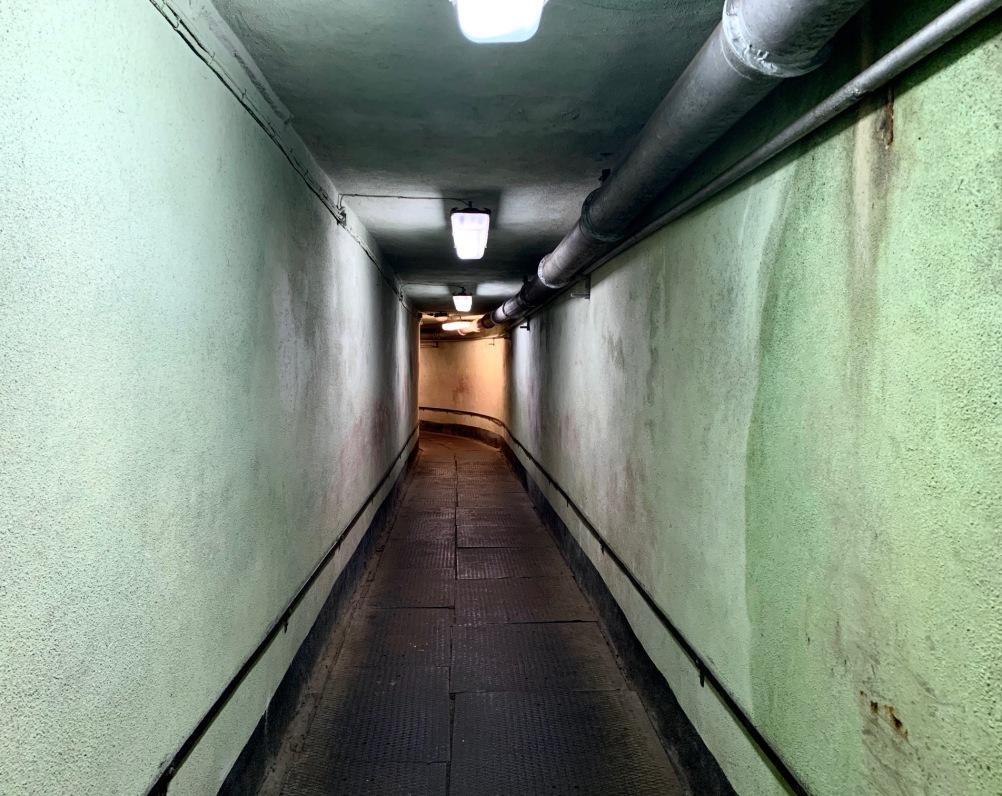 KGB Nuclear bunker ligatne latvia