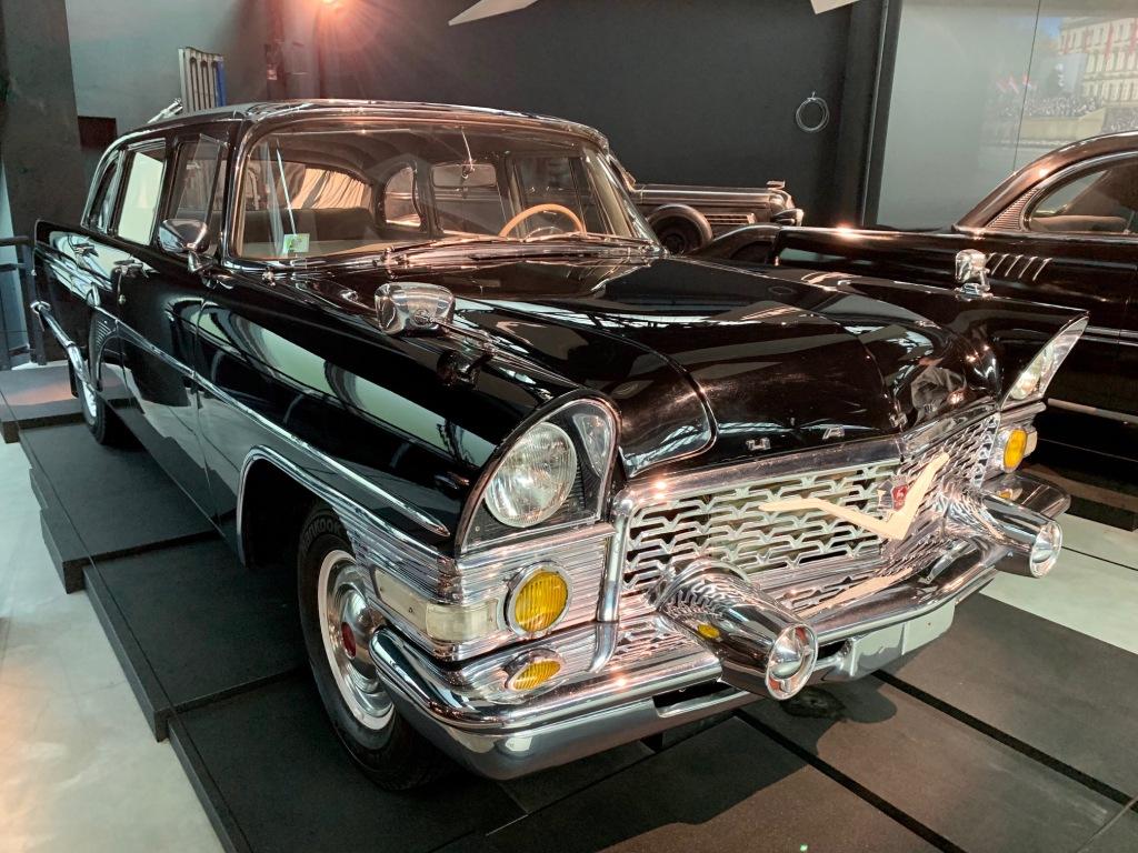 KGB Car Collection Riga Motor Museum