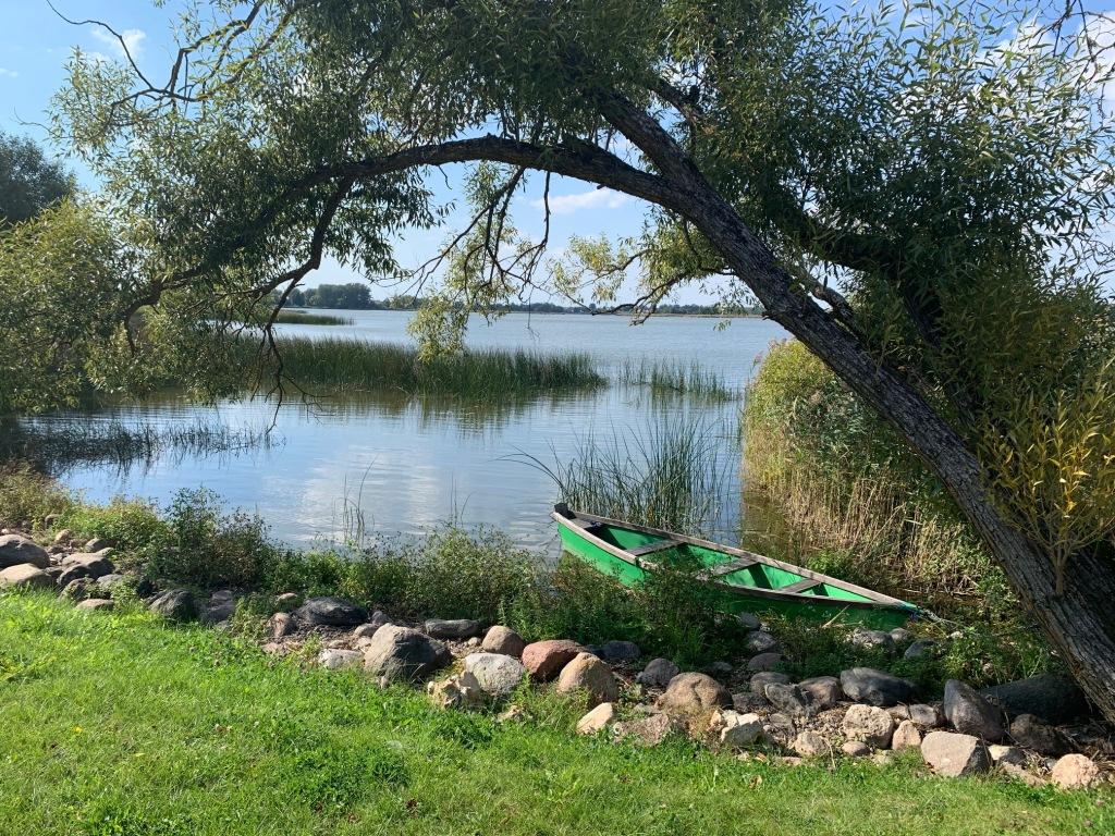 Biržai lake