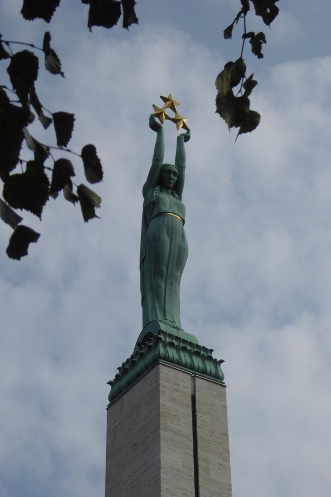 Freedom Tower Riga