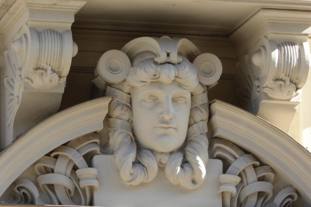 Art nouveau style Riga