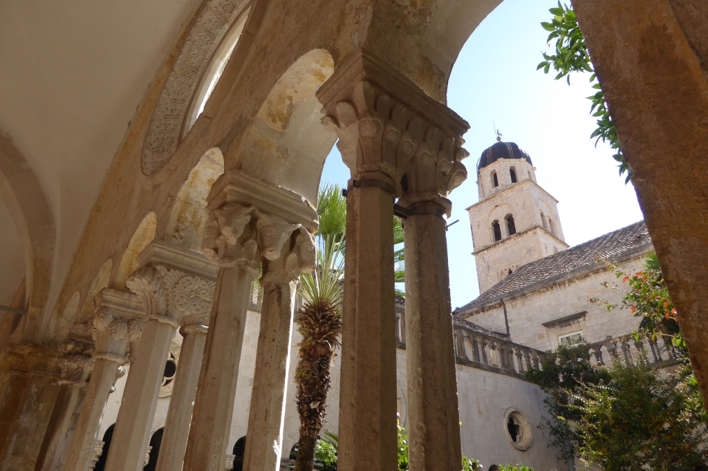 Dubrovnik Old Town monastery