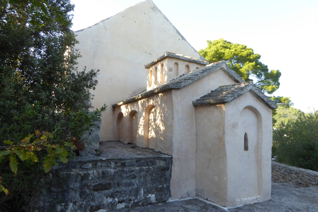 Sipan chapel Croatia