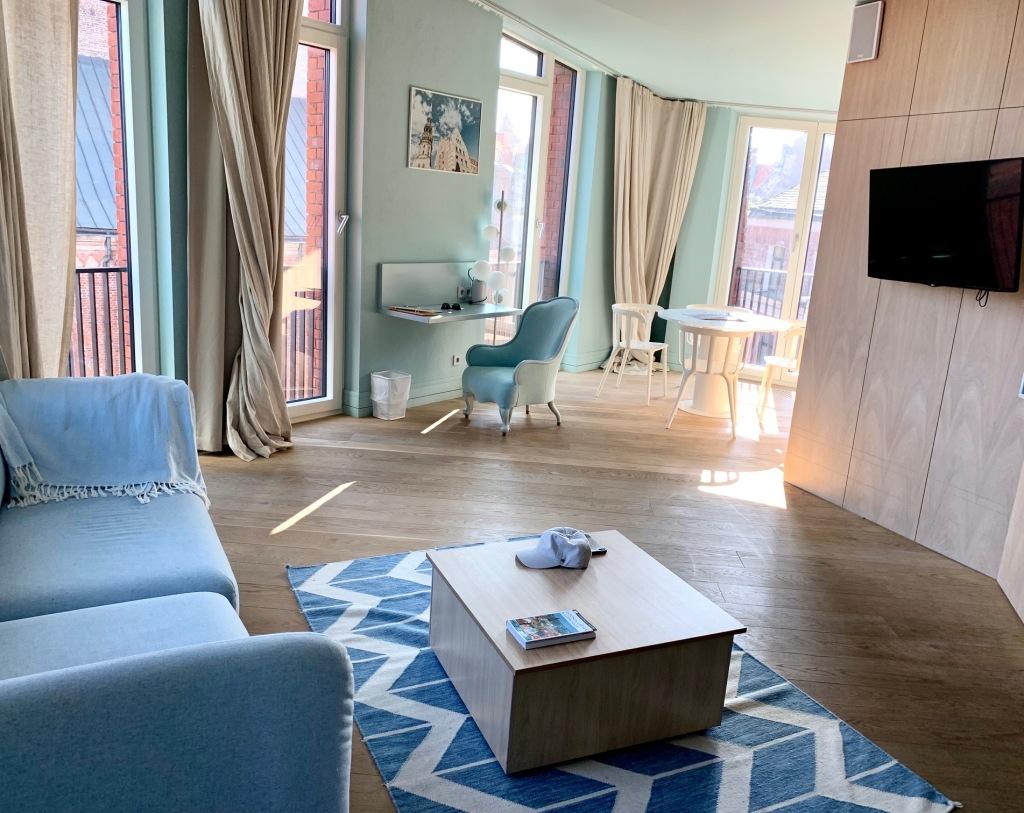 Redstone Hotel Riga