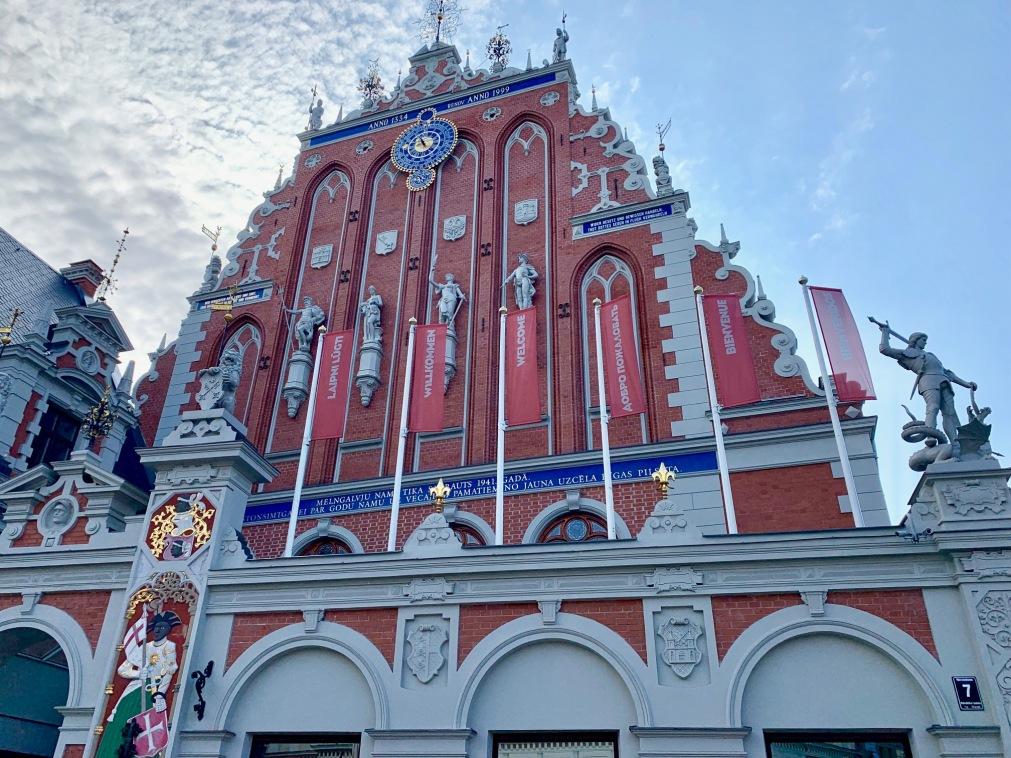 Riga House of the Blackheadss