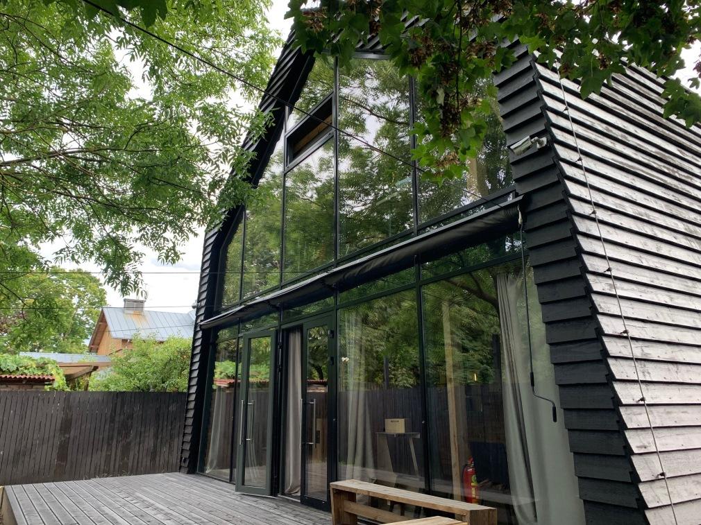 Riga Jewish house