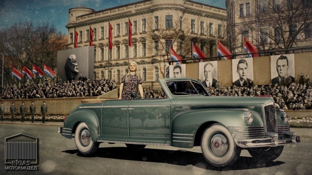 Riga KGB Motor Museum