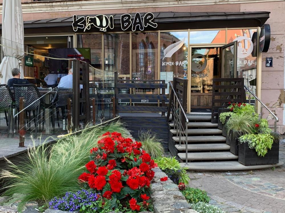Riga sports bar