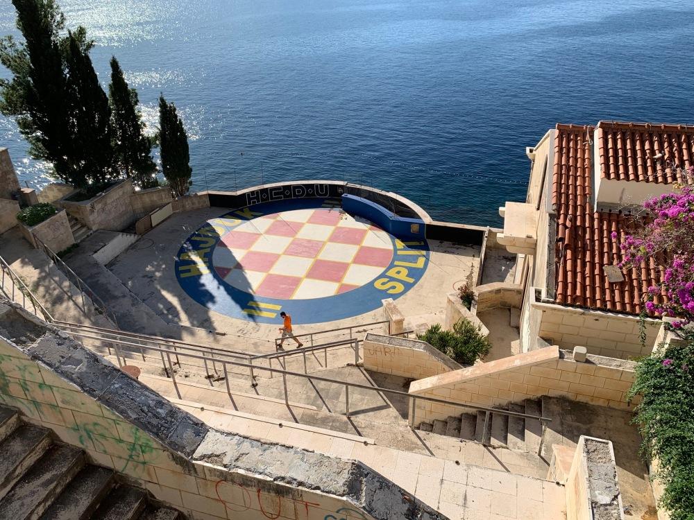 Hotel Belvedere Dubrovnik helipad
