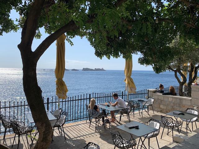 Lapad peninsula Dubrovnik