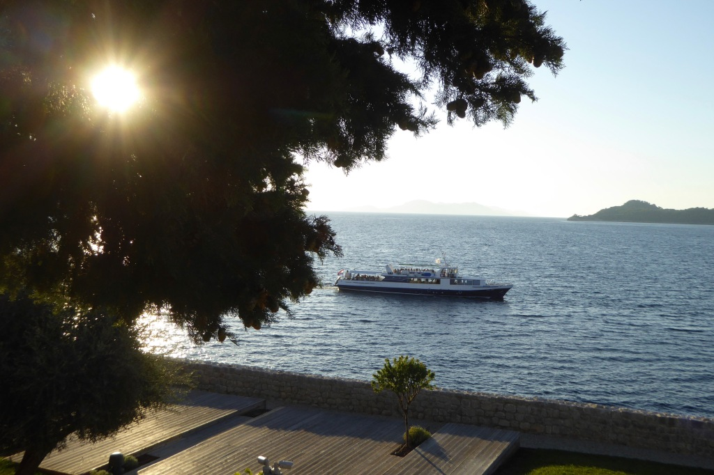 Croatia cruising