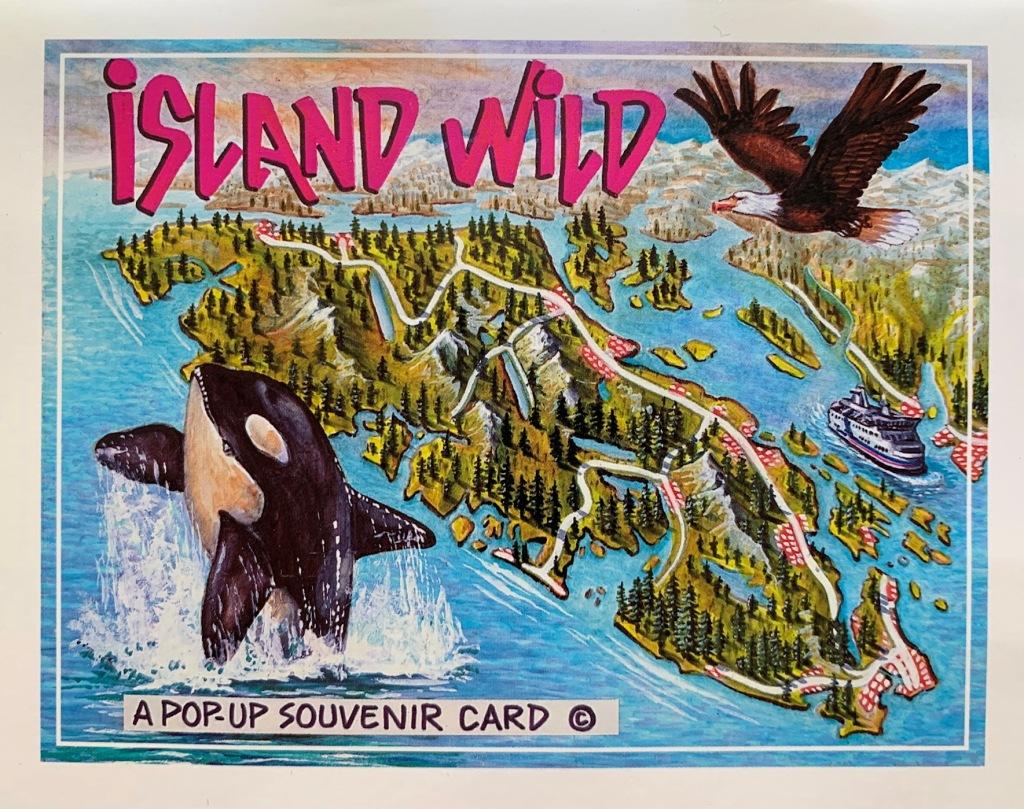 Vancouver postcard 1990s