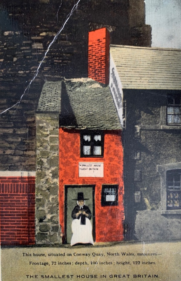 Wales postcard 1970s