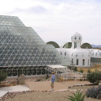 Biosphere 2 - Isolated Living in Arizona