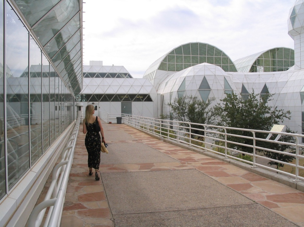 Biosphere 2 Arizona