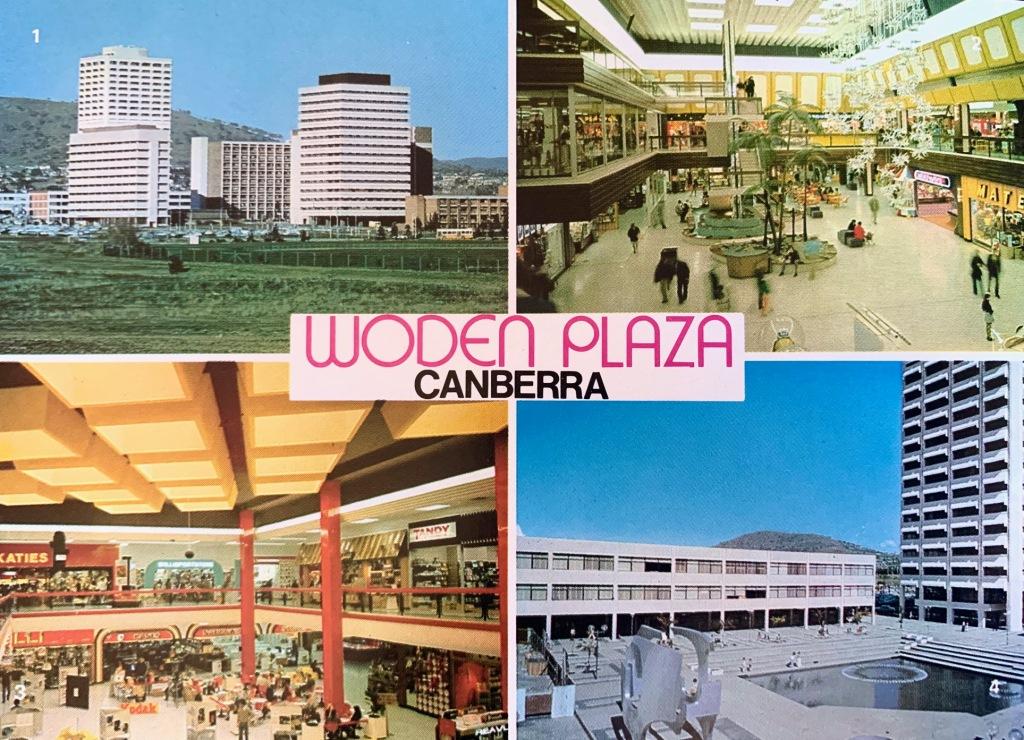 Canberra postcard