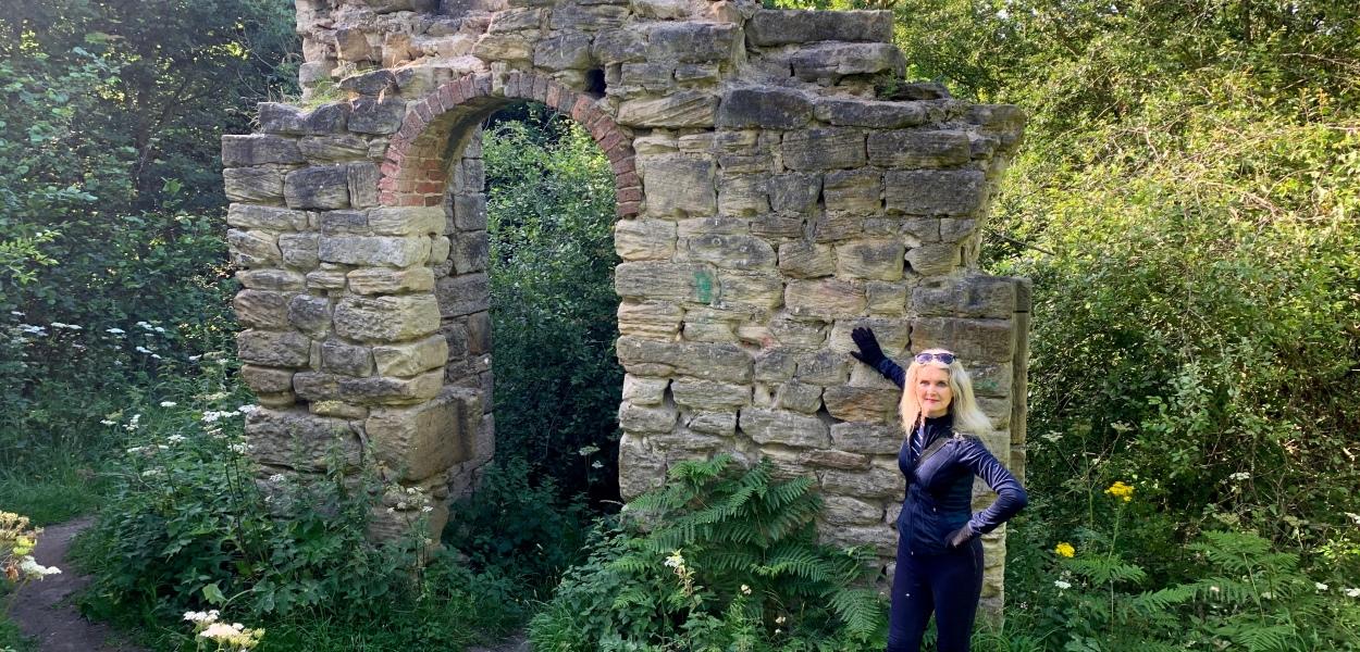 Tammy at Starlight Castle Seaton Sluice Holywell Dene