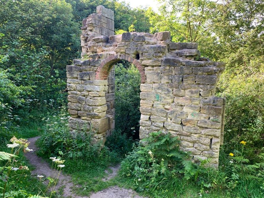 Starlight Castle in Holywell Dene