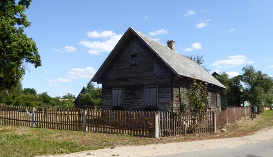 Belarus house Vashilishki