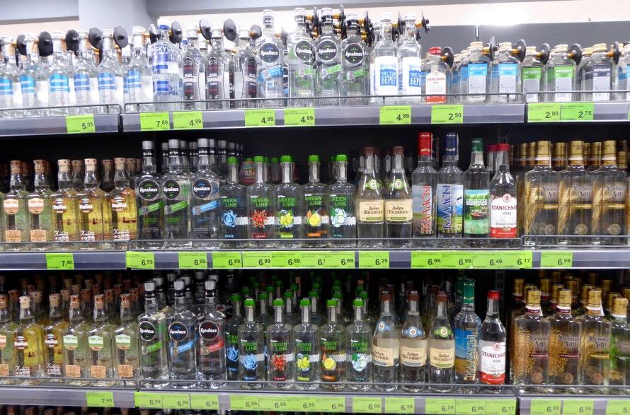 Vodka in Belarus