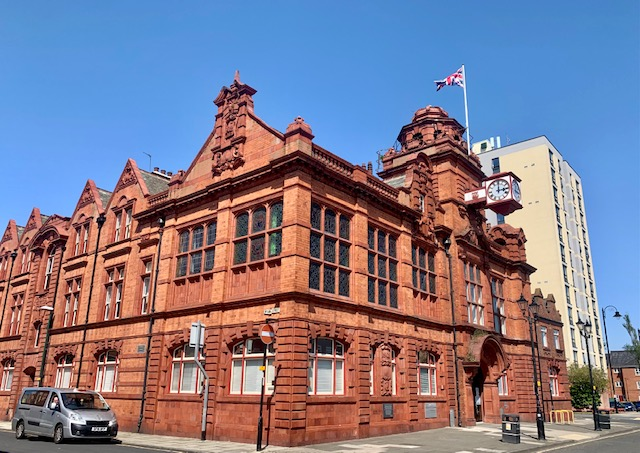 Jarrow Town Hall Crusade