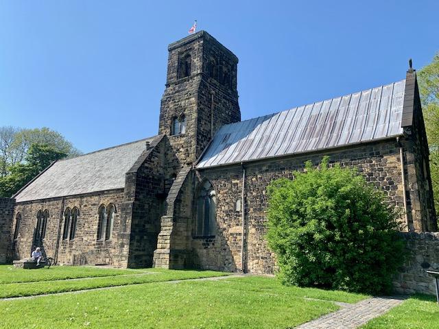 Bede Church Jarrow