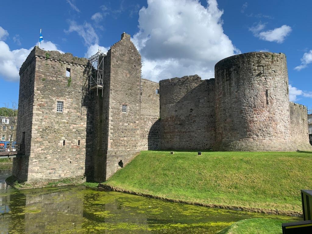 Rothesay Castle Bute