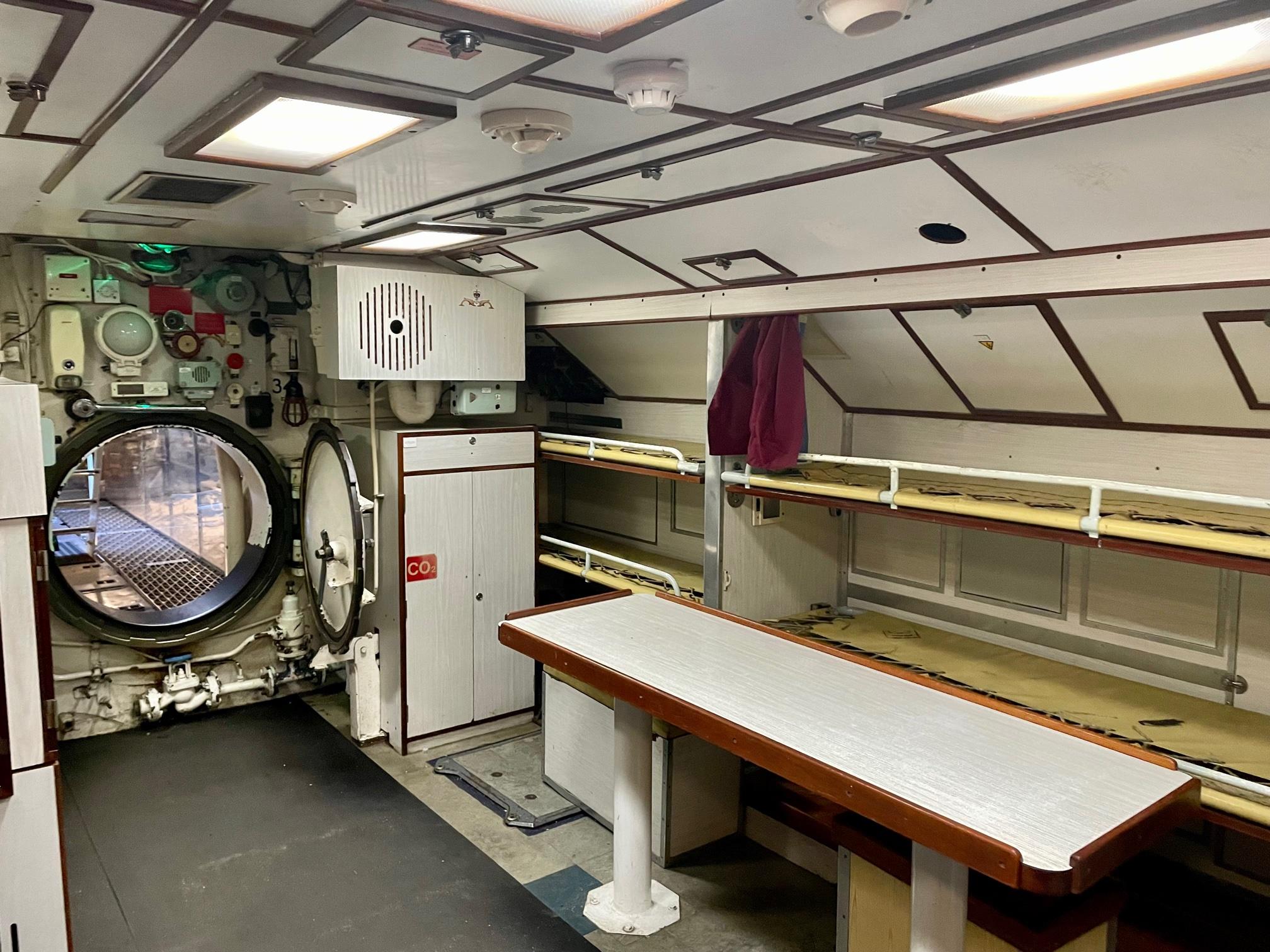 Ocelot submarine